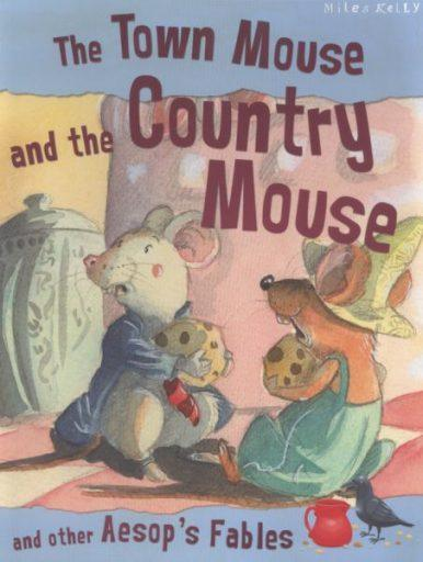 Aesop. The Town Mouse and the Country Mouse (вариант 2)