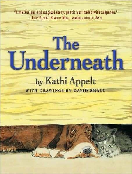 Appelt Kathi. The Underneath.