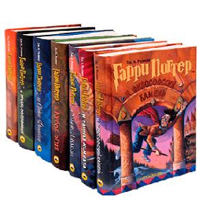 СкачатьВсе 7 книг Гарри Потера - Harry Potter, K.Rowling All 7 audio-books