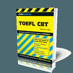 CliffsTestPrep. TOEFL CBT - Подготовка к сдаче TOEFL тест