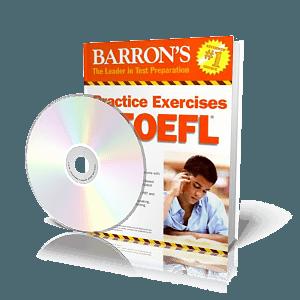 Barron's Practice Exercises for the TOEFL. Pamela J. Sharpe, Ph.D.
