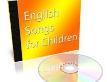 Песни на английском языке - Английский алфавит