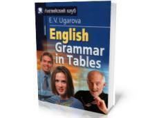 English Grammar in Tables - Английская грамматика в таблицах