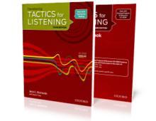 Скачать учебник Developing Tactics for Listening бесплатно