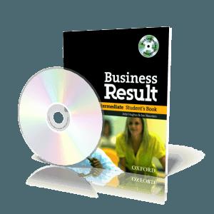 Скачать курс Oxford - Business Result - Intermediate