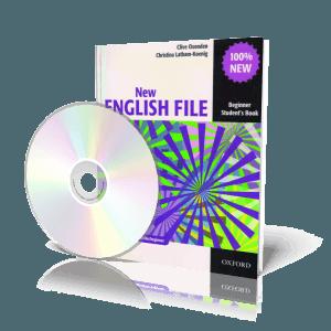 Oxford - New English File - Beginner (Full pack / Полный комплект)