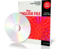 Oxford - New English File Elementary (Full set / Полный комплект)