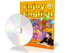 Скачать Enjoy English – 4 класс Биболетова М.З. (Вторая редакция)