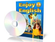 Скачать Enjoy English – 5-6 класс Биболетова М.З. (Вторая редакция)