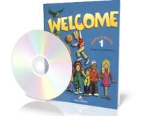Скачать учебник Express Publishing - Welcome 1