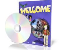 Скачать учебник Express Publishing - Welcome 3