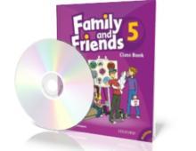 Скачать ученик Oxford - Family and Friends 5 бесплатно