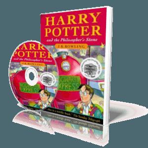 Harry Potter and The Philosopher's Stone Гарри Поттер и Философский камень