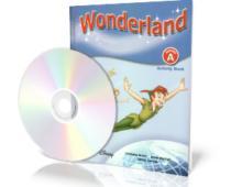 Курс английского языкаLongman - Wonderland Junior A для детей