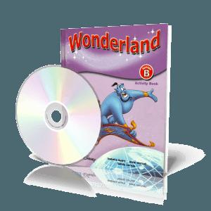 Курс английского языкаLongman - Wonderland Junior B для детей