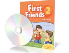 Скачать учебник Oxford - First Friends 2 бесплатно