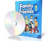 Скачать учебник Oxford - Family and Friends 1 бесплатно