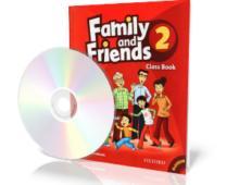 Скачать учебник Oxford - Family and Friends 2 бесплатно