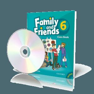 Скачать учебник Oxford - Family and Friends 6 бесплатно