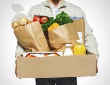 Преимущества доставки продуктов на дом